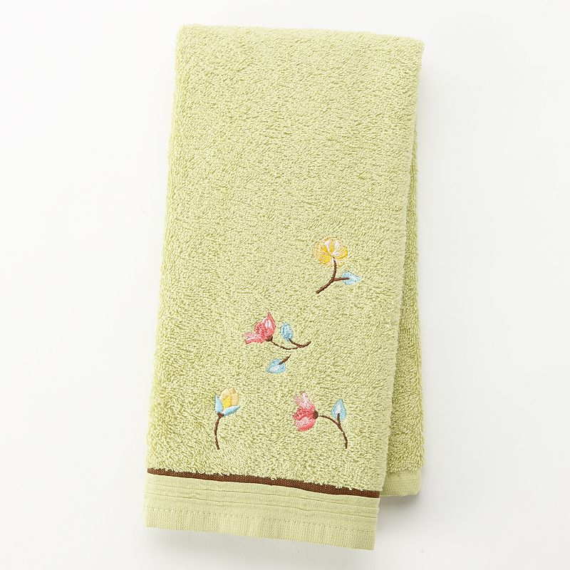Embroidered Towels Online: Embroidered Hand Towels