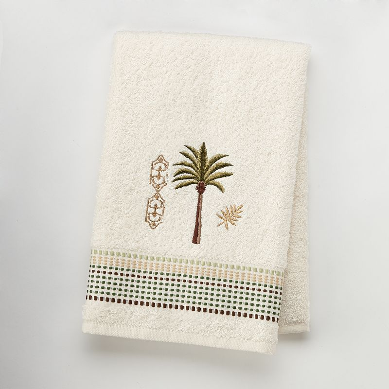 Martinique Embroidered Hand Towel