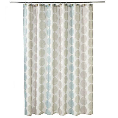Zen Fabric Shower Curtain