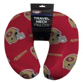 San Francisco 49ers Neck Pillow