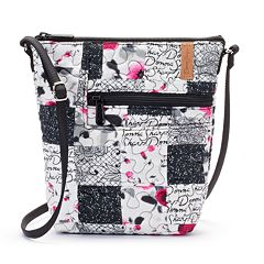 Donna Sharp Penny Quilted Patchwork Crossbody Bag