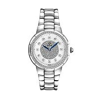 Bulova Watch - Women's Precisionist Rosedale Stainless Steel - 96R168