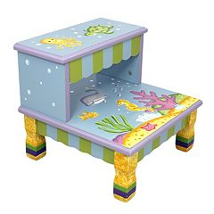 Teamson Kids Under The Sea Step Stool by