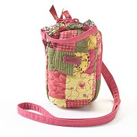 Donna Sharp Quilted Patchwork Cell Phone Pouch
