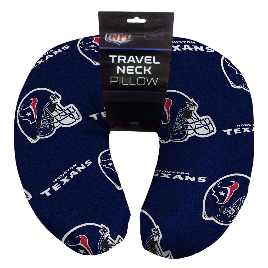 Houston Texans Neck Pillow