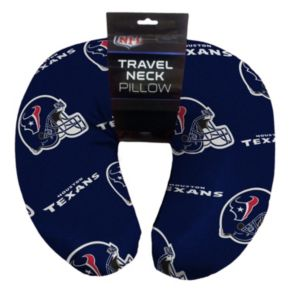 Houston Texans Neck Pillow