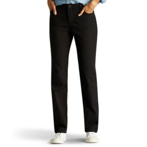 Women's Lee Classic Fit Slimming Straight-Leg Jeans