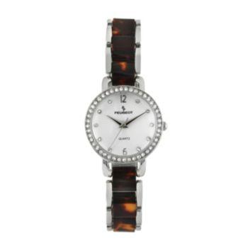 Peugeot Women's Crystal Watch - 7083BR