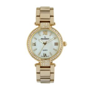Peugeot Women's Crystal Watch - 7084G