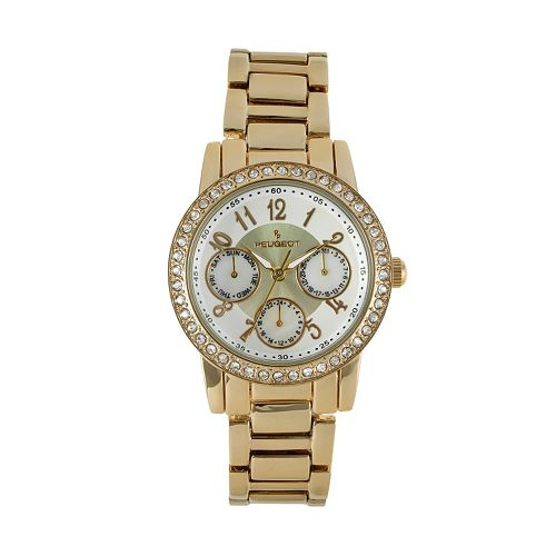 Peugeot Women's Crystal Watch - 2937G
