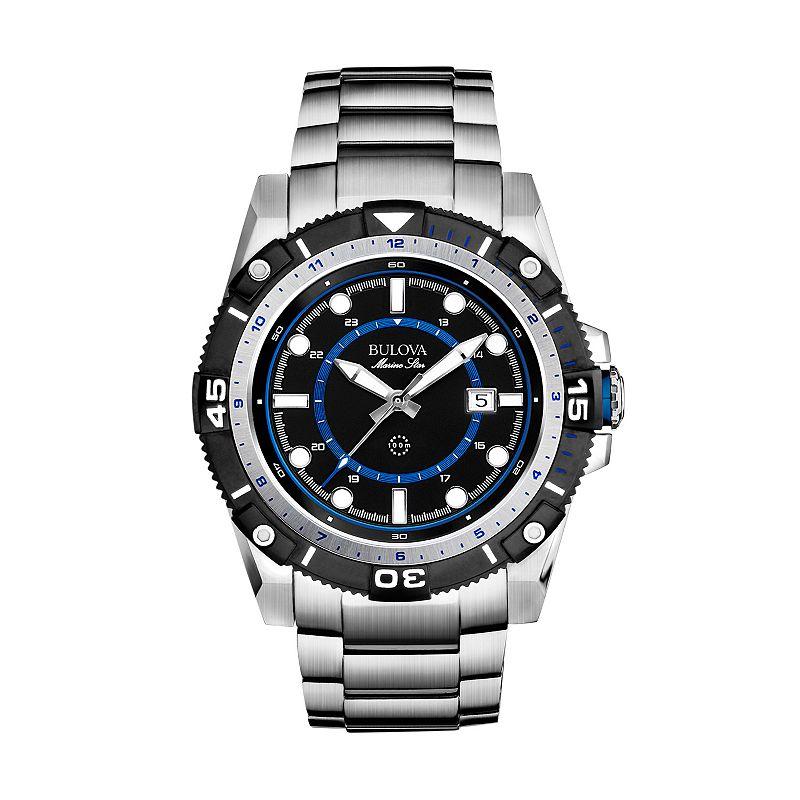 Mens bulova watches kohl 39 s for Watches kohls