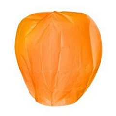 LumaBase 4 pc Sky Lantern Set - Outdoor