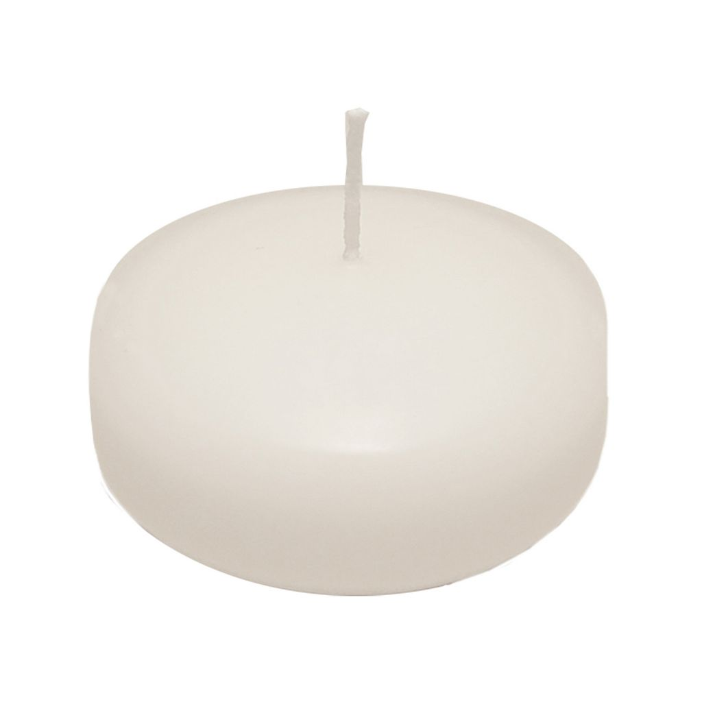 LumaBase 12-pk. Extra-Large Floating Candles - Indoor and Outdoor