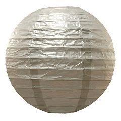 LumaBase 5 pkRound Paper Lanterns - Indoor & Outdoor