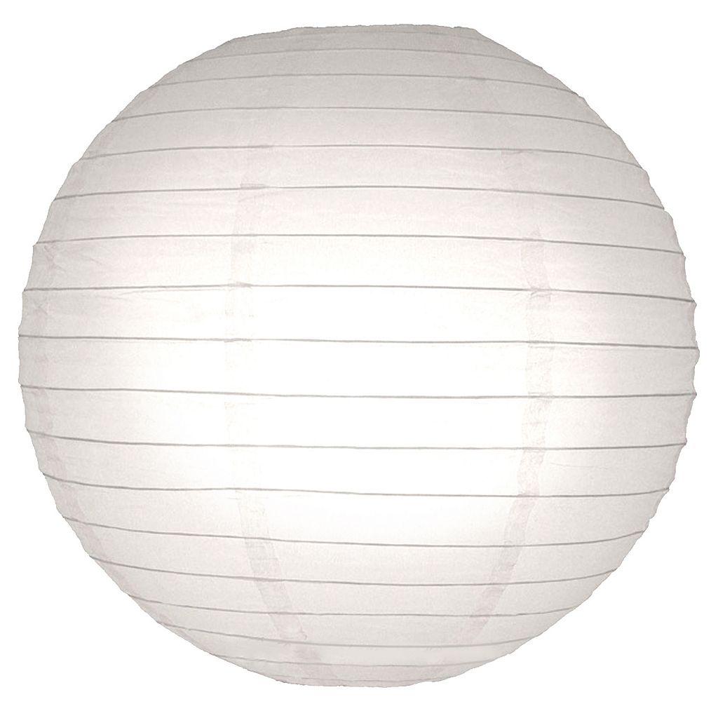 LumaBase 5-pk. Round Paper Lanterns - Indoor & Outdoor