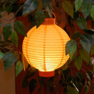 LumaBase 3-pk. Paper Lanterns - Indoor and Outdoor