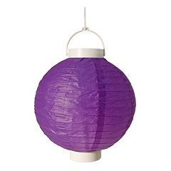 LumaBase 3-pk. Paper Lanterns- Indoor & Outdoor