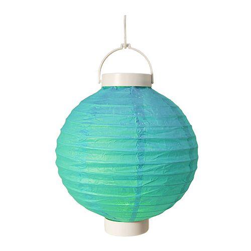 LumaBase 3-pk. Paper Lanterns- Indoor & Outdoor