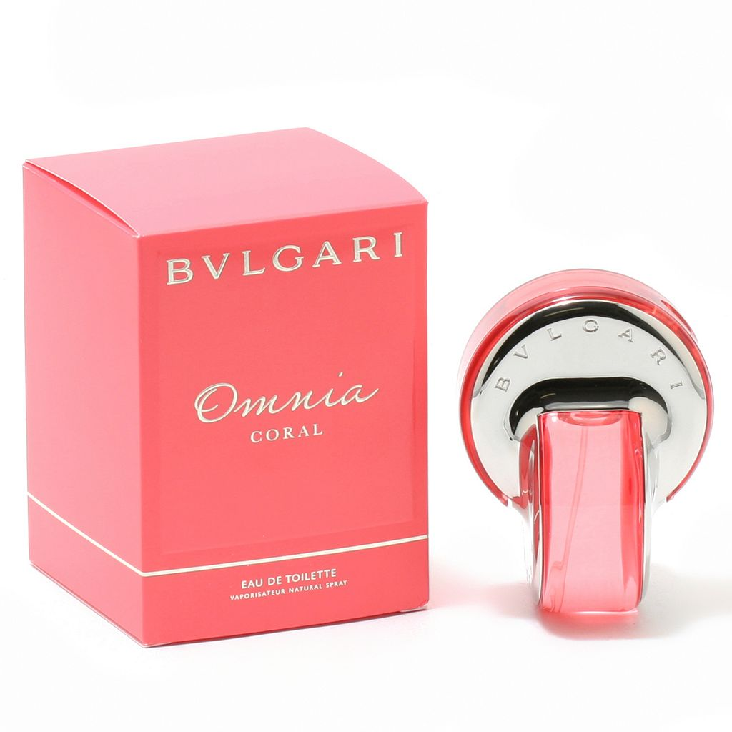 Omnia Coral by Bvlgari Women's Perfume