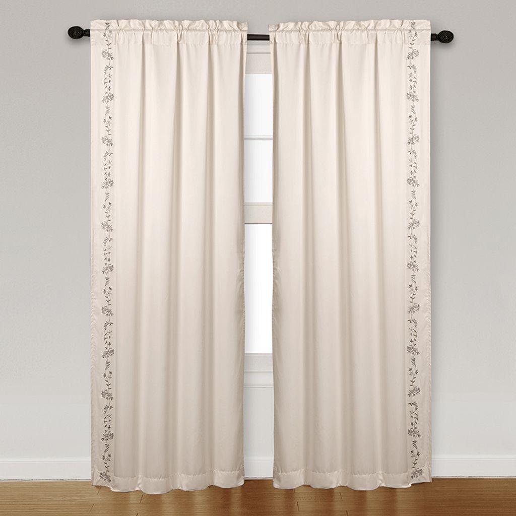 Aria Window Panel Pair - 42