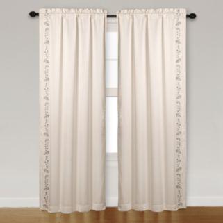 Aria Window Curtain Set - 42'' x 84''