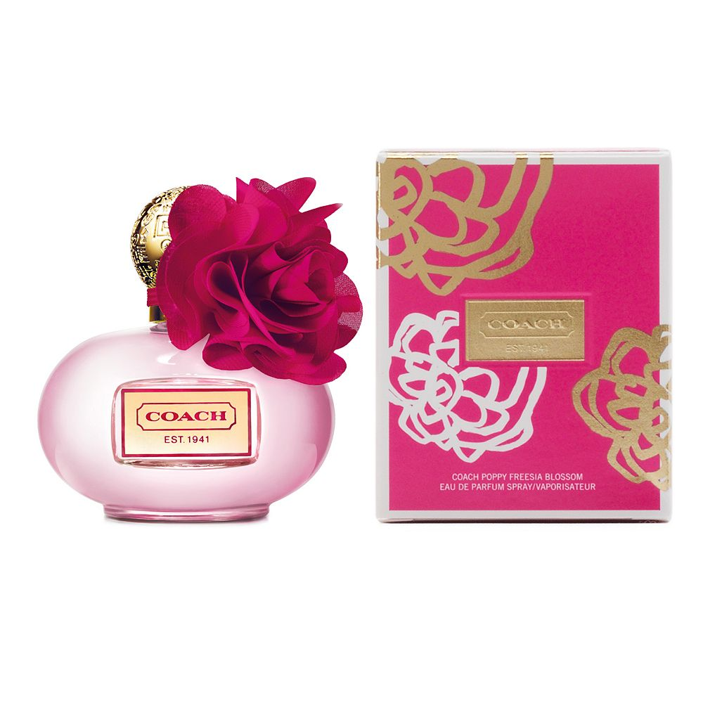 Coach Poppy Freesia Blossom Womens Perfume