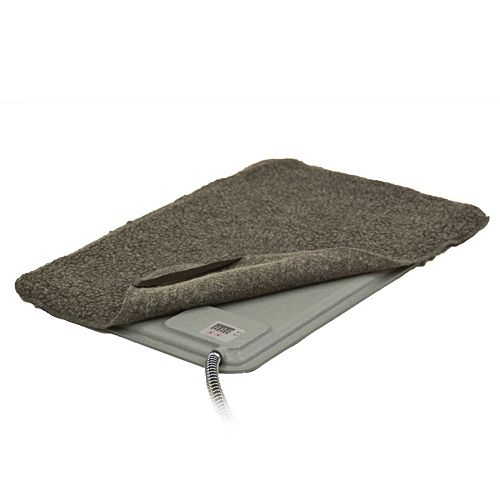 K&H Pet Deluxe Lectro-Kennel Heated Pet Pad - 18.5'' x 12.5''