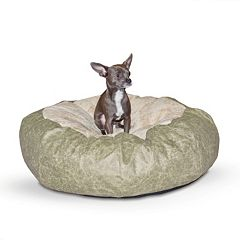 K&H Pet Self-Warming Cuddle Ball Bed - 28''