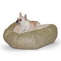 K&H Pet Self-Warming Cuddle Ball Bed - 38''