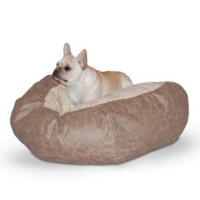 K and H Pet Self-Warming Cuddle Ball Bed - 38''