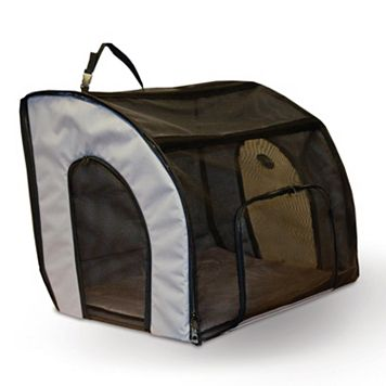 K&H Pet 17-in. Travel Safety Carrier