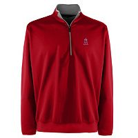 Men's Los Angeles Angels of Anaheim 1/4-Zip Leader Pullover