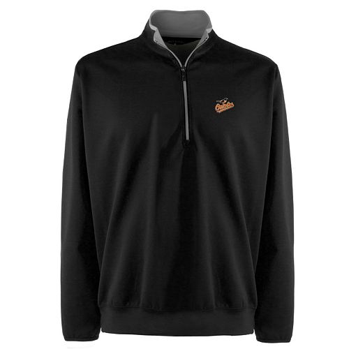 Men's Baltimore Orioles 1/4-Zip Leader Pullover