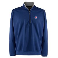 Men's Chicago Cubs 1/4-Zip Leader Pullover