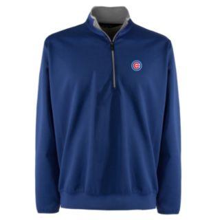 Men's Chicago Cubs 1/4-Zip Leader Pullover