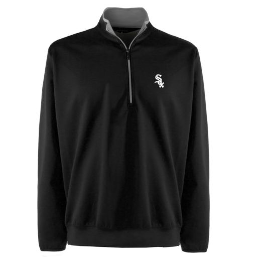 Men's Chicago White Sox 1/4-Zip Leader Pullover