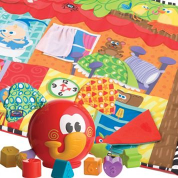 Playgro Discovery Play Set