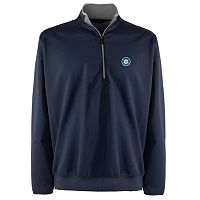 Men's Seattle Mariners 1/4-Zip Leader Pullover