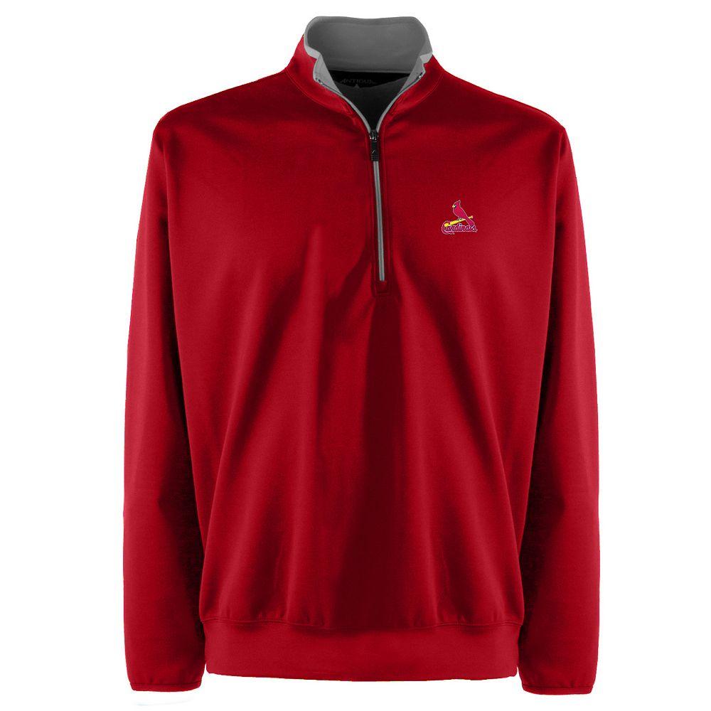 Men's St. Louis Cardinals 1/4-Zip Leader Pullover