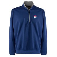 Men's Texas Rangers 1/4-Zip Leader Pullover