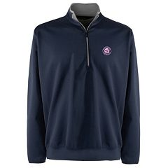Men's Washington Nationals 1/4-Zip Leader Pullover