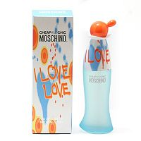 Cheap & Chic Moschino I Love Love Women's Perfume - Eau de Toilette