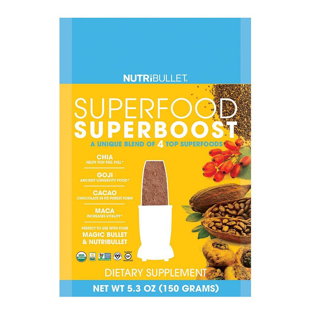 NutriBullet SuperFood SuperBoost Mix