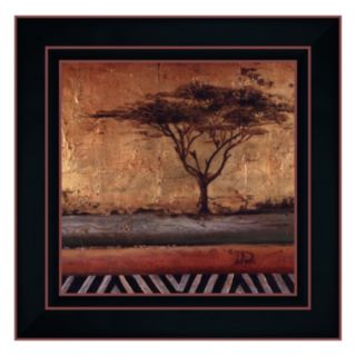 African Dream II Framed Canvas Wall Art by Patricia Pinto