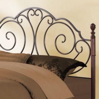 HomeVance Swirl Poster Full Bed