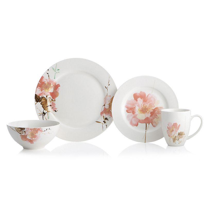 Oneida Amore 16-pc. Dinnerware Set (White)