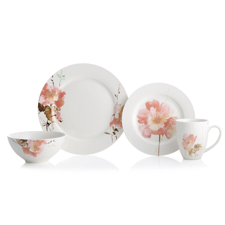 Dinnerware Set  sc 1 st  Kohlu0027s & Oneida Amore 16-pc. Dinnerware Set | Kohls