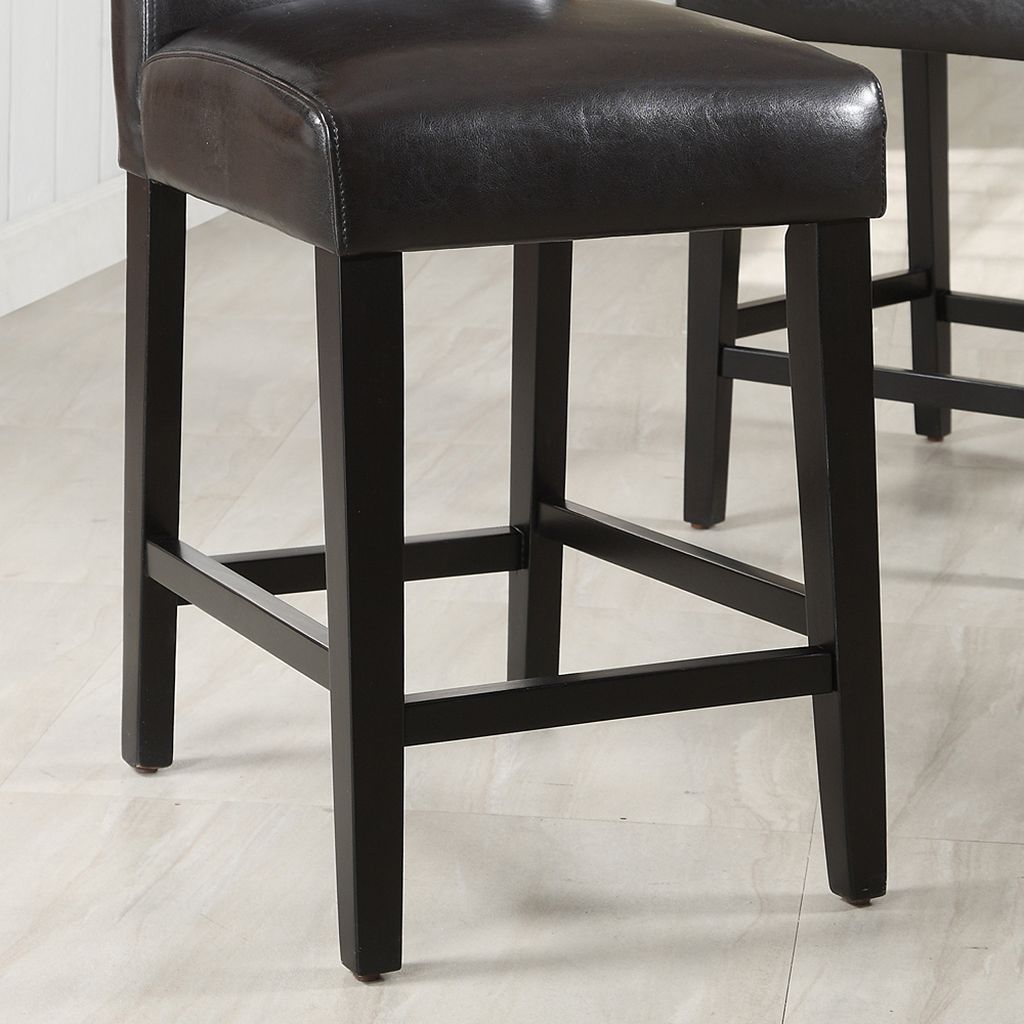 HomeVance 2-pc. Mayer Counter Chair Set
