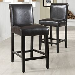 HomeVance 2 pc Mayer Counter Chair Set