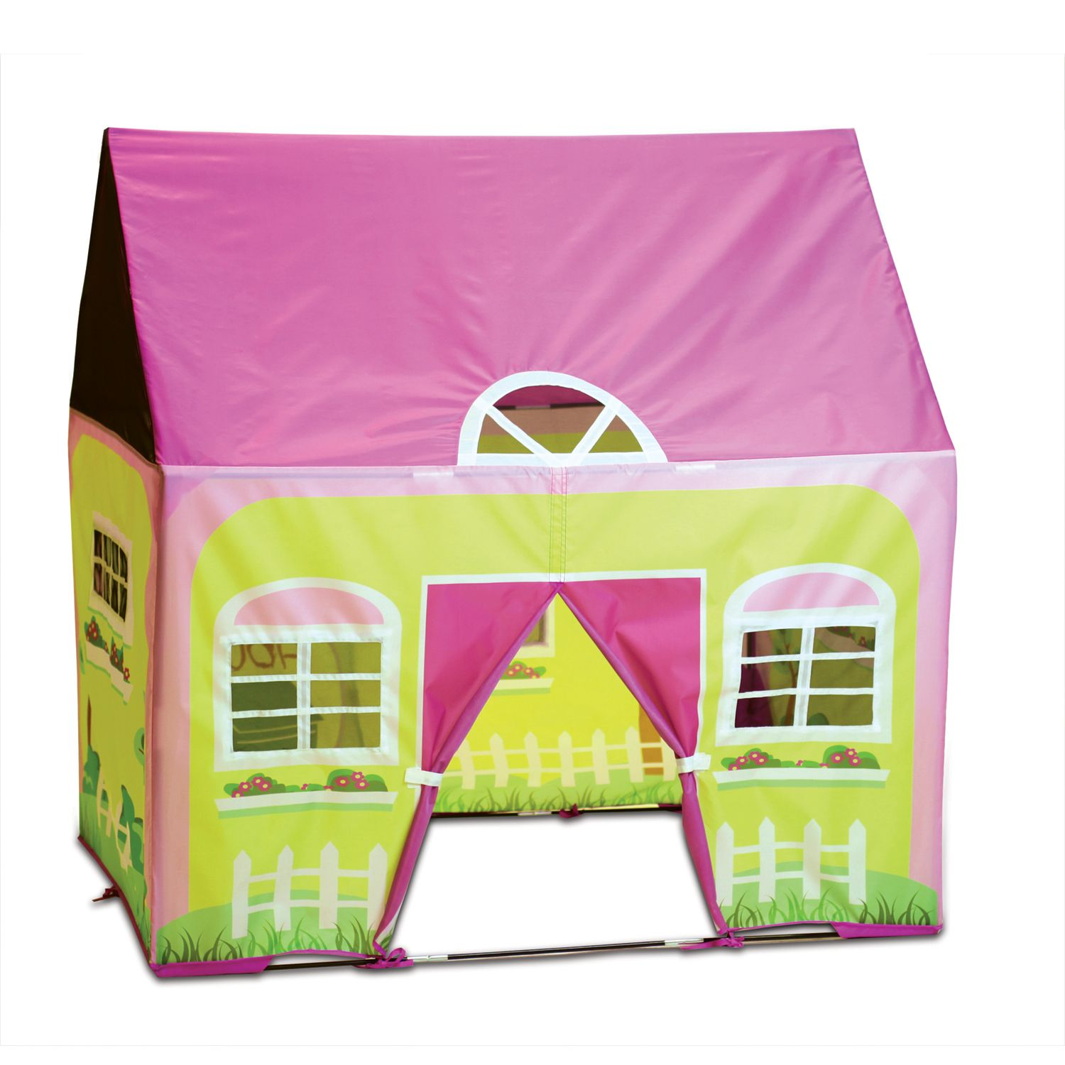 pacific play tents cottage playhouse tent rh kohls com  pacific play tents cottage playhouse tent